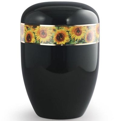 Sunflower Biodegradable Keepsake Urn