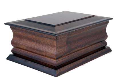 Warwick Mahogany - Ashes Cremated Remains